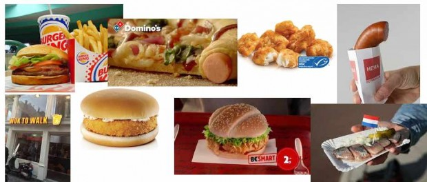 fast food restaurants netherlands