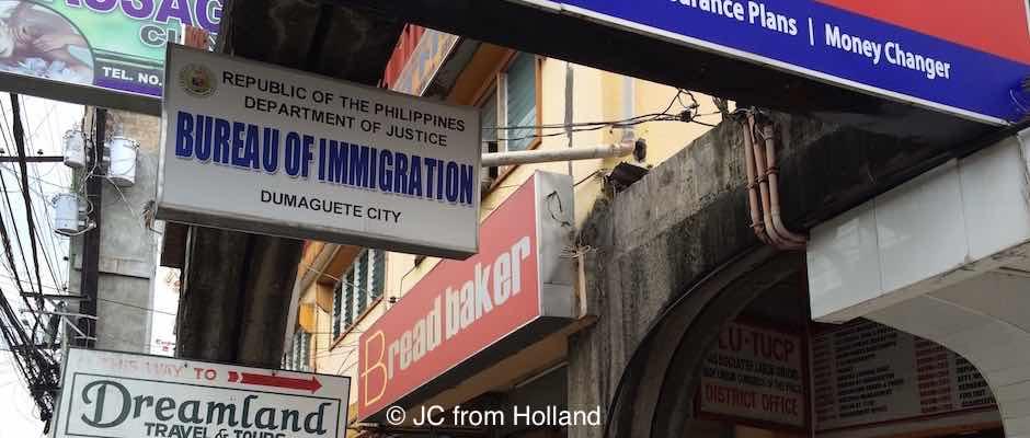Bureau of Immigration Dumaguete