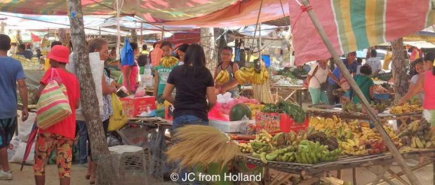 Market place Sipalay