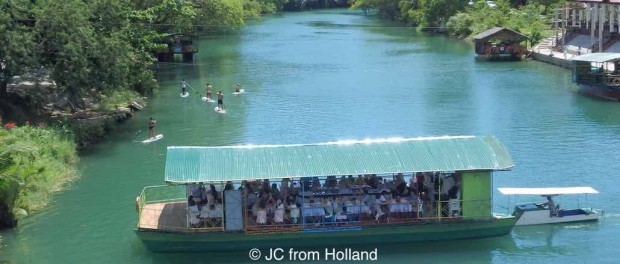 River Cruise Loboc