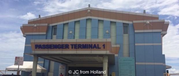 Passengers Terminal Cebu to Bohol