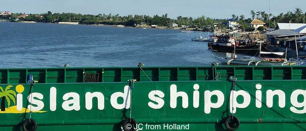 Ferry to Bantayan Island