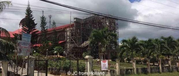construction works Bohol