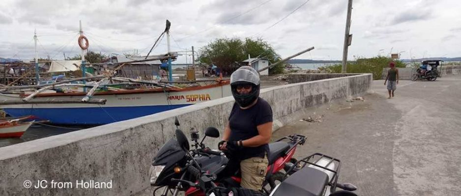 road safety, personal safety, riding a motorcycle in the philippines
