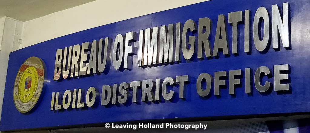 Bureau of Immigration Philippines, rules
