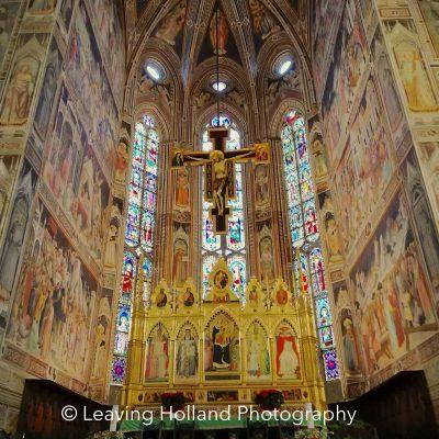 La Croche Basiliek in Florence