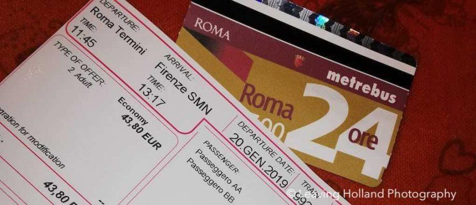 openbaar vervoer, rome, reizen, trein, metro bus, tram, prijzen