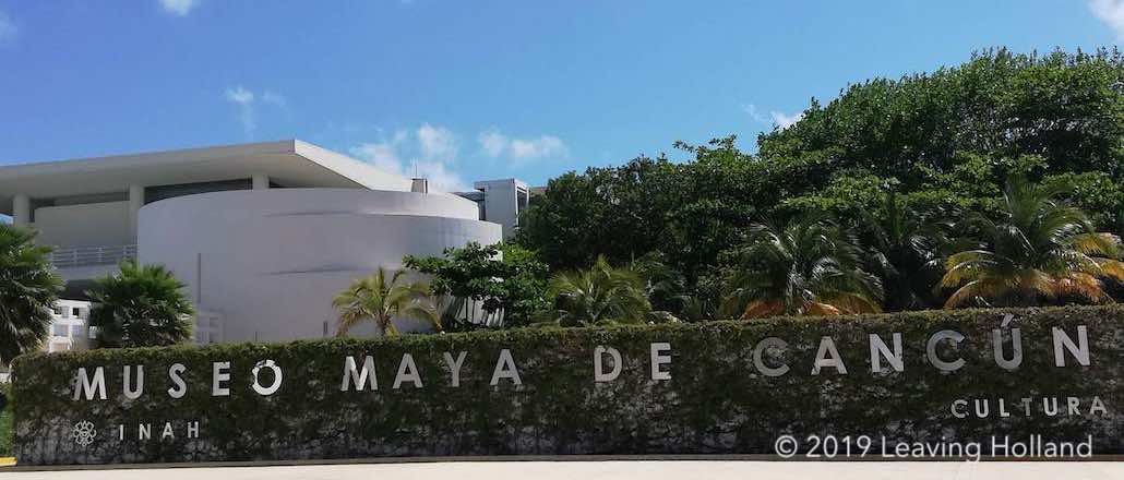 Museo Maya.A Visit To The Mayan Museum In Cancun Mexico