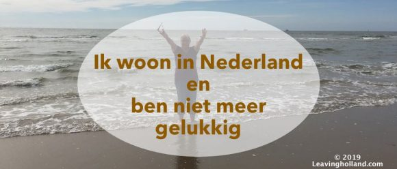 ongelukkig in Nederland