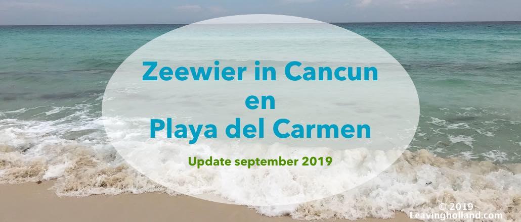 zeewier cancun en Playa del Carmen