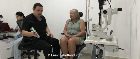 cataract surgery experience