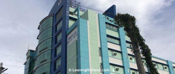 ziekenhuis Filipijnen