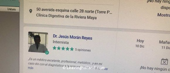 find a doctor in mexico