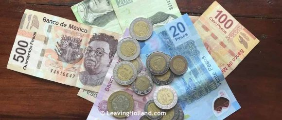 bankrekening vertrek buitenland