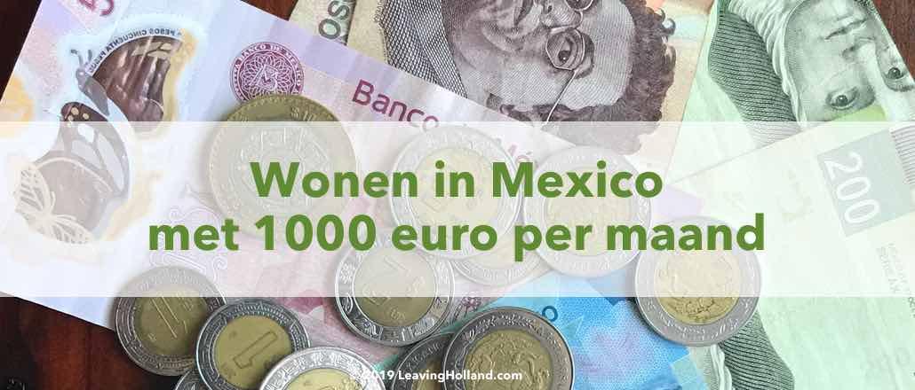 kosten dagelijks leven mexico