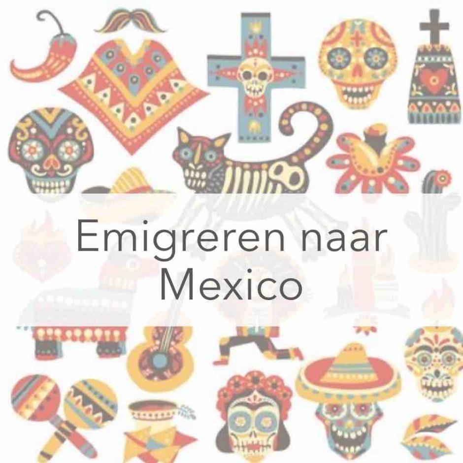 Verhuizen naar Mexico