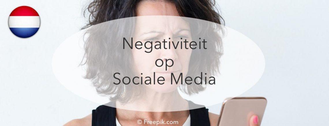 negative mensen op Internet