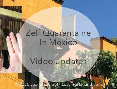 zelf quarantaine mexico
