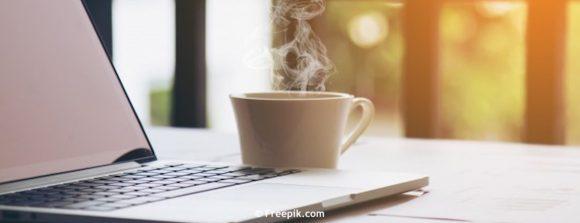 thuis werken, digitale nomade, flex werken