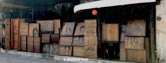 gesloten winkels in Playa del Carmen