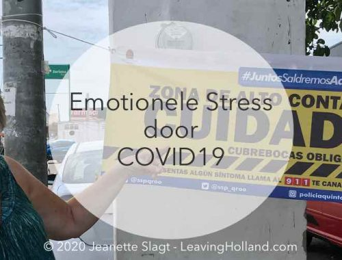 emotionele stress covid19