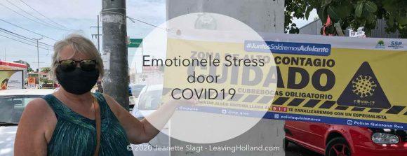 emotionele stress covid19