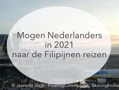 reizen, filipijnen, covid, 2021, Nederland, visum