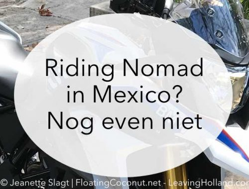 riding nomad, wonen in Mexico, emigratie