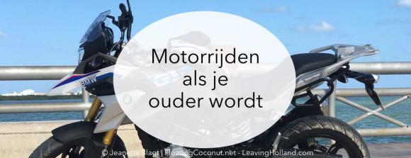 motorrijden, 50plus, leeftijd, ouderen, bejaarden, gepensioneerd, buitenland