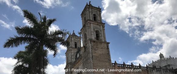 valladolid, bezoek, dagtocht, Mexico, Cancun, Yucatan, Merida