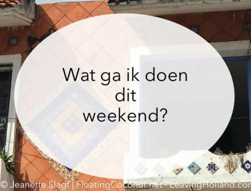 activiteiten weekend, doen dit weekend, waar heen, weekend